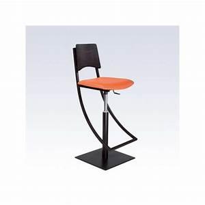 Chaise Bar Reglable : tabouret cuisine design italien ~ Teatrodelosmanantiales.com Idées de Décoration