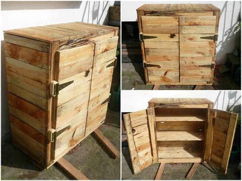 Upcycled Pallet Dresser • 1001 Pallets