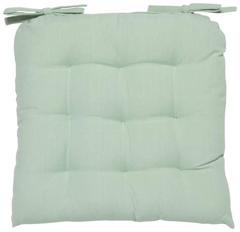 kitchen chair cushion tie green chair pads cushions