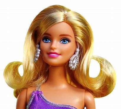 Barbie Doll Face Transparent Clipart Princess Pngpix