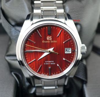 fsotmint  grand seiko limited edition automatic