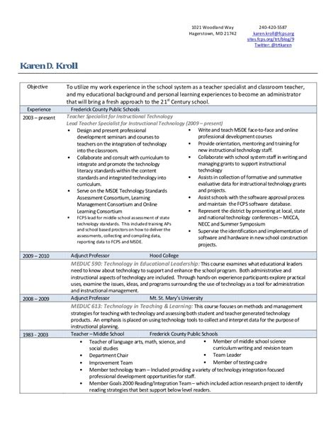 Professional Resume Exles 2013 by Resume 2013adminrevised