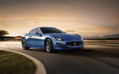 Maserati Granturismo Sport 2018 Wallpaper Hd Car Wallpapers
