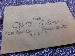 How to address wedding invitations without an inner for How to address wedding invitations without calligraphy
