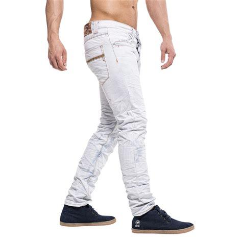 jean blanc tendance pour homme pas cher de marque jeansnet