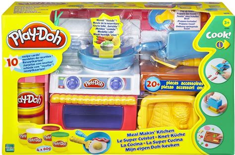 play doh cuisine bộ đồ chơi bột nặn play doh with food meal makin 39 kitchen