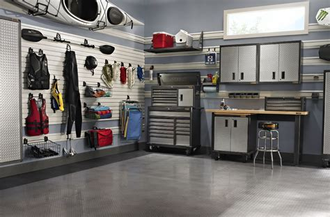 Garage Organizers : Eye Catching Garage & Laundry Room Organization Made Simple