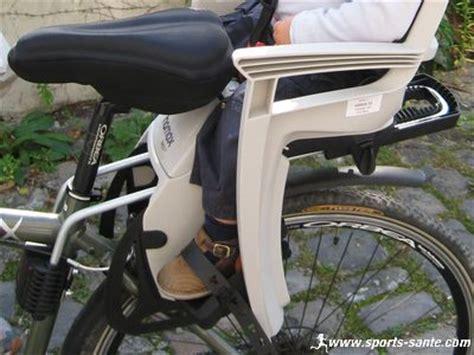 siege bebe hamax siège vélo bébé hamax smiley compatible vtt sans porte