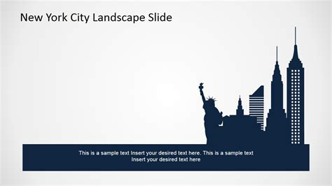 new powerpoint templates new york city powerpoint template slidemodel