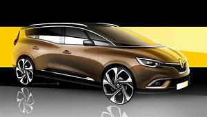 Renault Unveils New Grand Scenic  You Can Have It With