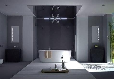 idee salle de bain grise salle de bain grise 65 id 233 es du gris taupe 224 l ardoise pour se sentir comme dans un cocon