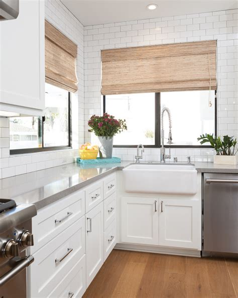 white shaker cabinets with quartz countertops modern new construction beach house ideas home bunch