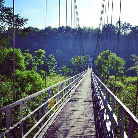 jembatan gantung danawarih infotegal