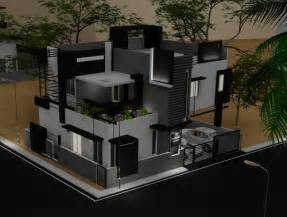 european house plans one story modern bungalow designs india indian home design plans