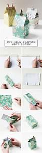 Comment Faire Une étoile En Papier : tutoriel bote en carton assemblage partie 1 crer ses ~ Nature-et-papiers.com Idées de Décoration