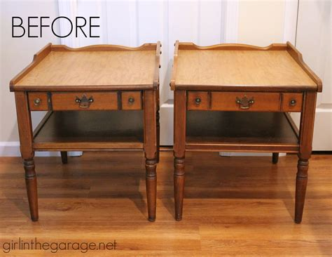 12 yard sale furniture makeovers in the garage 174