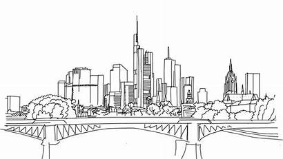 Outline Drawing Sketch Animation 4k Drawn Hand