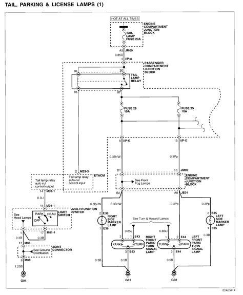 Hyundai Elantra Radio Wiring Diagram Free