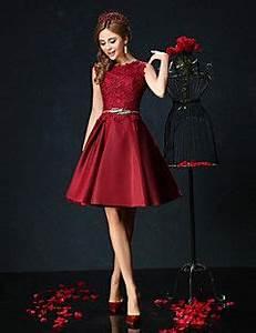 soiree cocktail robe robe de soiree bijoux courte mini With robe de mariée dentelle avec parure bijoux soirée