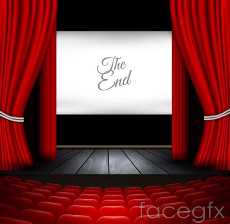 Curtain Call by The Stage Curtain Call Vector Millions Vectors