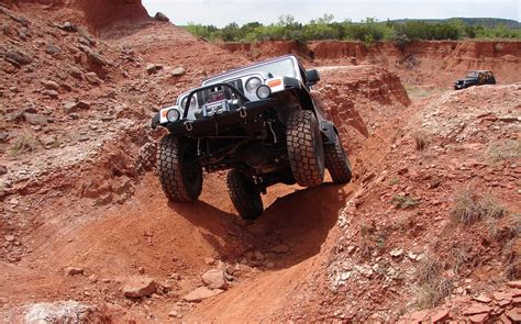 Mod Your Used Jeep Wrangler Into An Offroad Beast