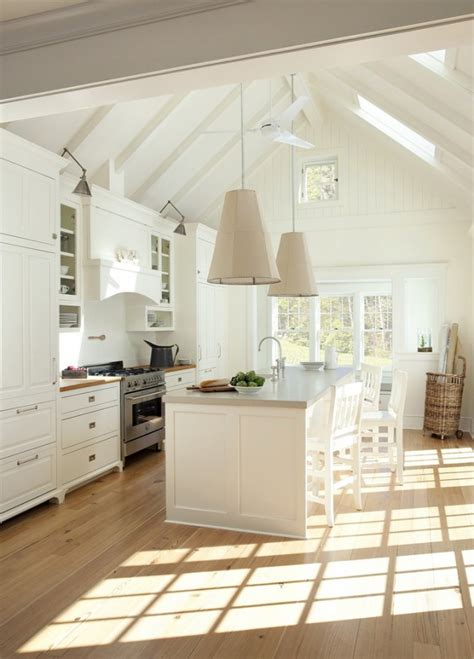 fantastic coastal kitchen designs   beach house