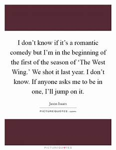 I don't kno... Romantic New Beginning Quotes