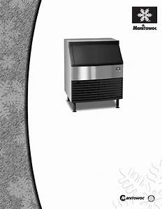 Manitowoc Ice Ice Maker Q130 User Guide