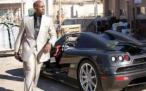 Fast Five Tyrese And Hot Car