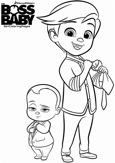 top   boss baby coloring pages  coloring pages