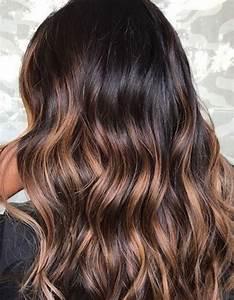 Ombré Hair Cuivré : ombr hair caramel ombr hair les plus beaux d grad s ~ Melissatoandfro.com Idées de Décoration