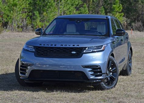 Review Land Rover Range Rover Velar by 2018 Land Rover Range Rover Velar R Dynamic Hse P380
