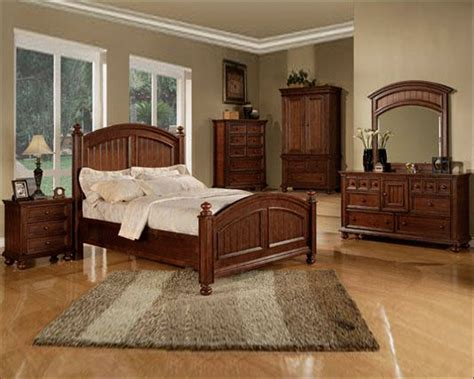 Winners Only Bedroom Set Cape Cod In Chocolate Wobg100
