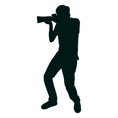 13276 photographer silhouette png photographer shooting silhouette transparent png svg