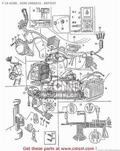 Horn Wiring Diagram Of 76