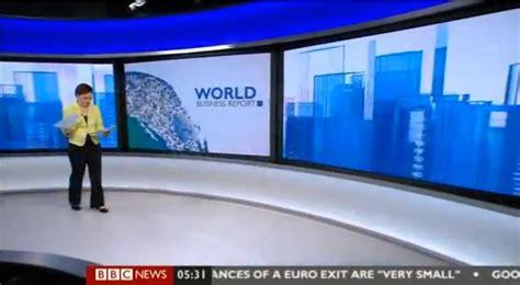 BBC News Studio C Broadcast Set Design Gallery