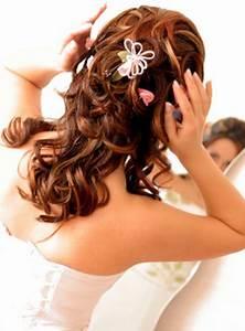 Coiffure Mariage Invitée : coiffure mariage invite ~ Melissatoandfro.com Idées de Décoration