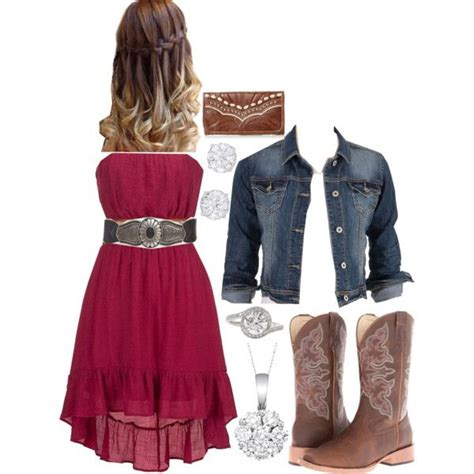 Country Style Dresses With Boots  Dress Blog Edin