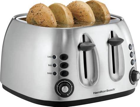 Hamilton Beach 4-slice Wide-slot Toaster 24504