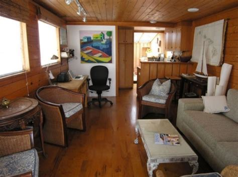 40 Ft Houseboat For Sale in Santa Barbara, CA
