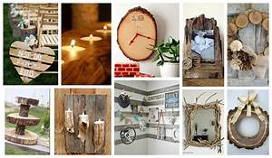 Stupendous, Diy, Rustic, Wood, Decor, That, Will, Make, You, Say, Wow