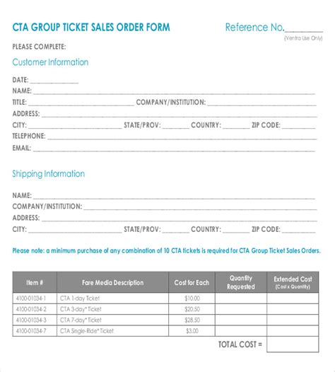 16545 sle order form sales order forms beneficialholdings info