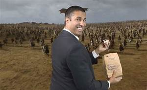 Who Is Ajit Pai? The FCC Chairman Who Just Repealed Net ...