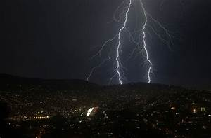 More Rain  Thunder  Lighting To Hit Northern California