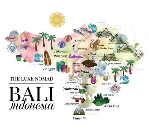 dream holiday destinations utazas bali travel guide