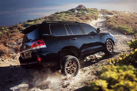 2020 Toyota Land Cruiser 200 by 2020 Land Cruiser Heritage Edition Retro Looks But