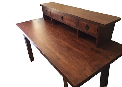 cost plus tao desk with hutch furniturendecor