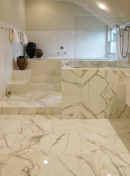 calacatta oro 12x12x3 8 polished marble tile