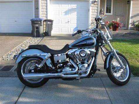 2007 Harley-davidson® Fxdl Dyna® Low Rider® (blue Suede