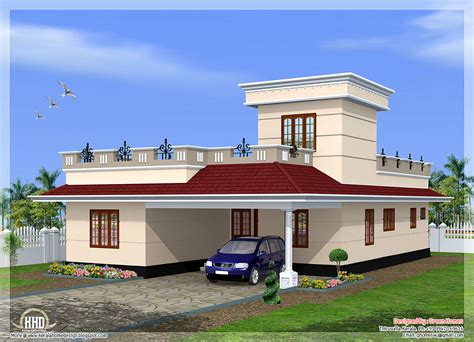 one floor house 1600 square budget home design kerala home design